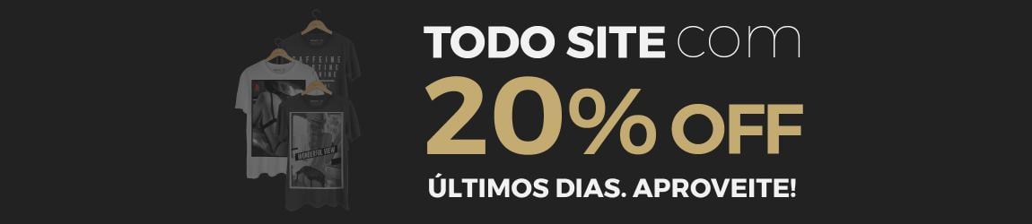 20% OFF TODO SITE