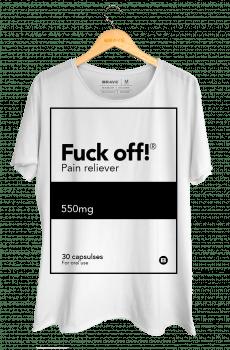 Camiseta Medicine - RELAX
